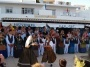 This traditional courtship dance Ibiza has a flirtatious nature between men and women.