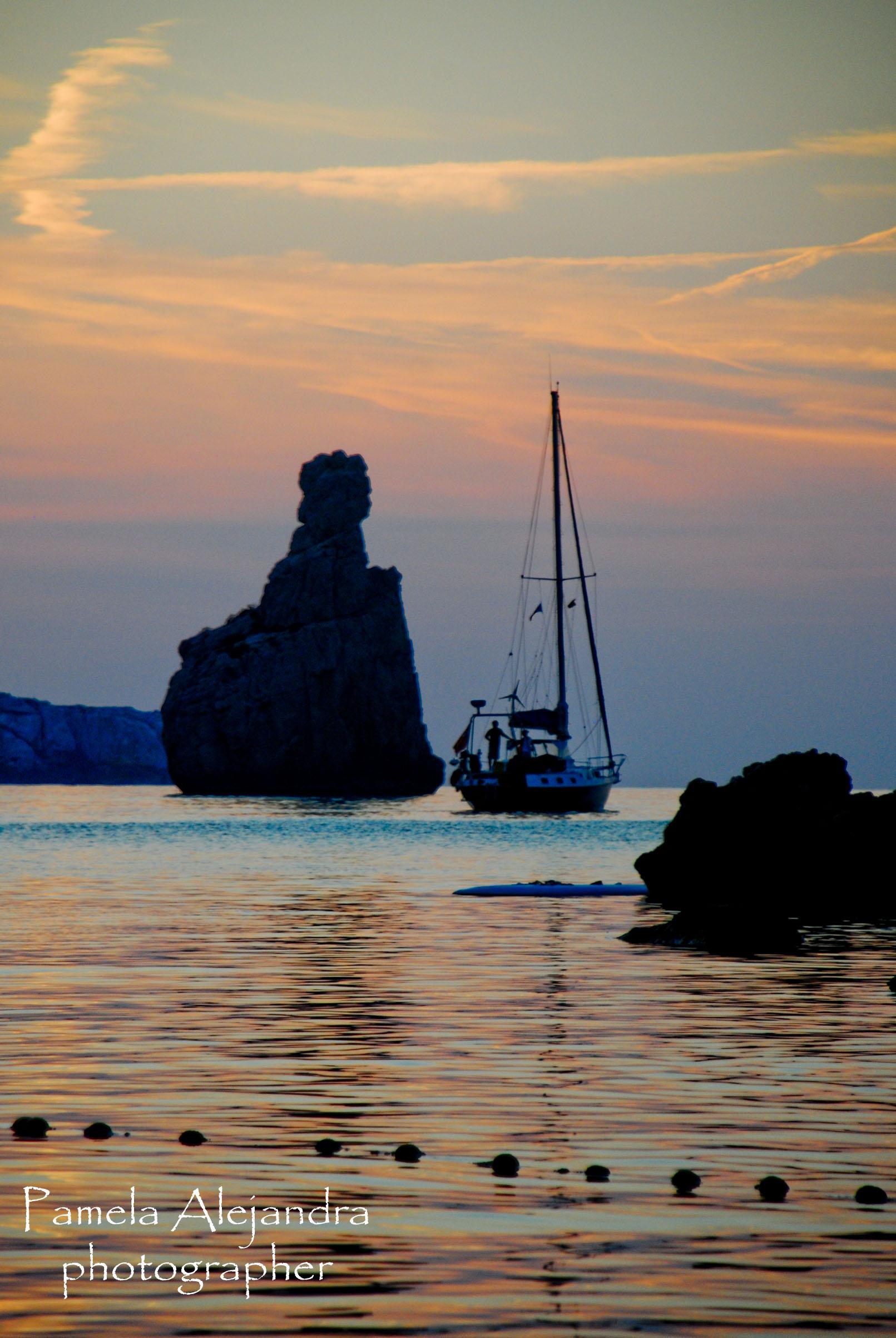 Ibiza beach Beniras