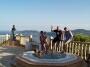Ibiza villa guests from Norway
