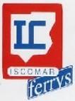 logo-iscomar-ferrys, veerboot maatschappij naar Ibiza
