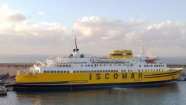 Iscomar Ibiza ferry